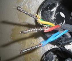 Правила электромонтажа электропроводки в помещениях. Прокопьевские электрики.